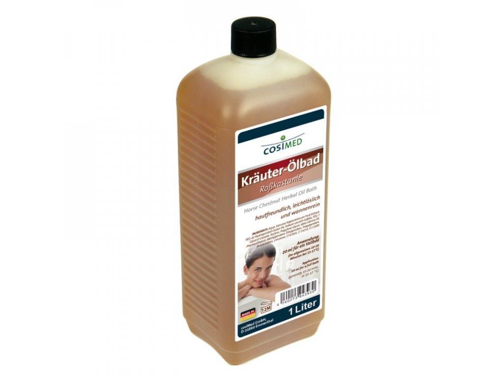 cosiMed koupelový olej Jírovec - 1000 ml