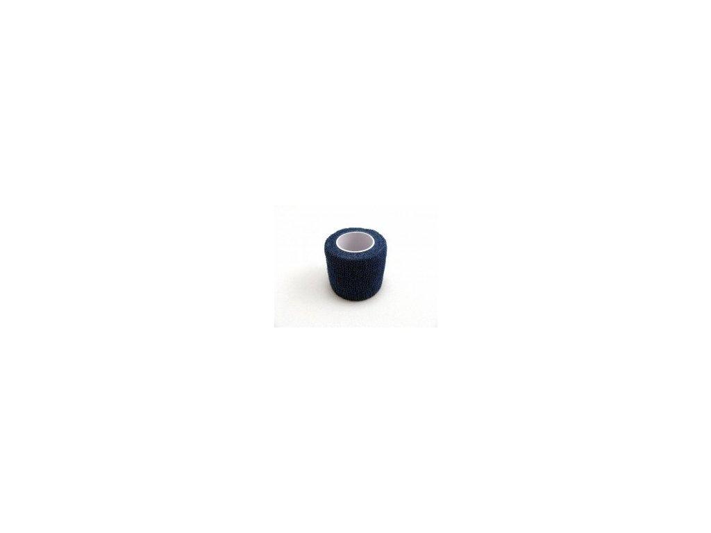 PowerRip - silná elastická bandáž, modrá 5 cm x 4,5 m