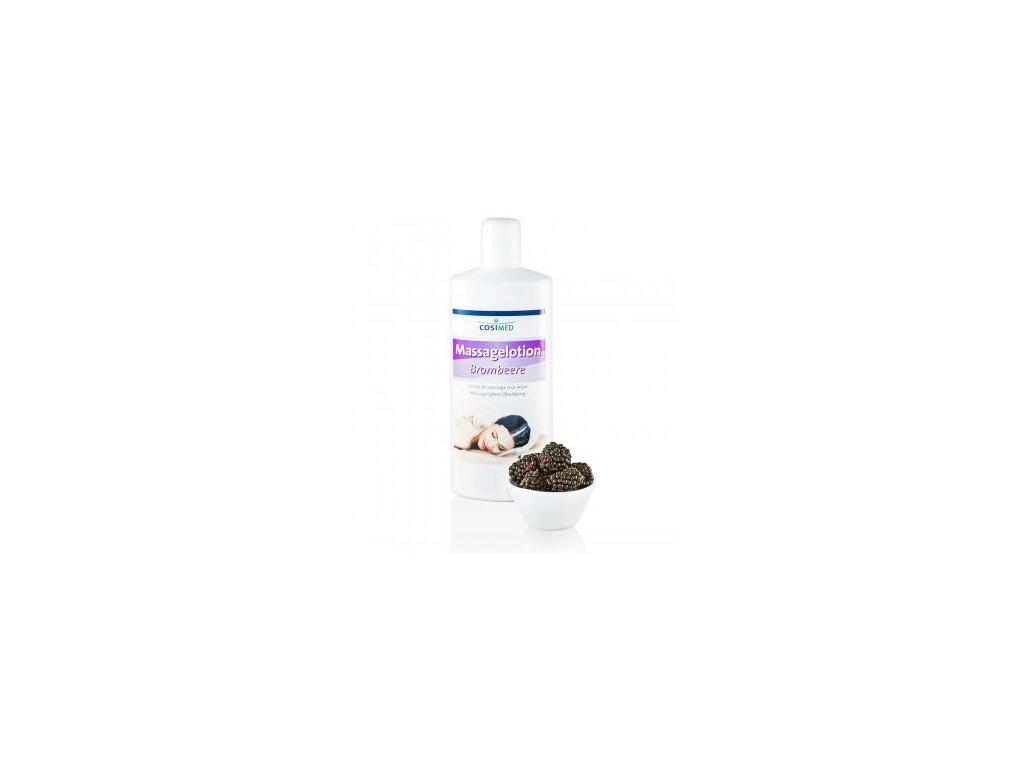 cosiMed masážní emulze Ostružina - 1000 ml