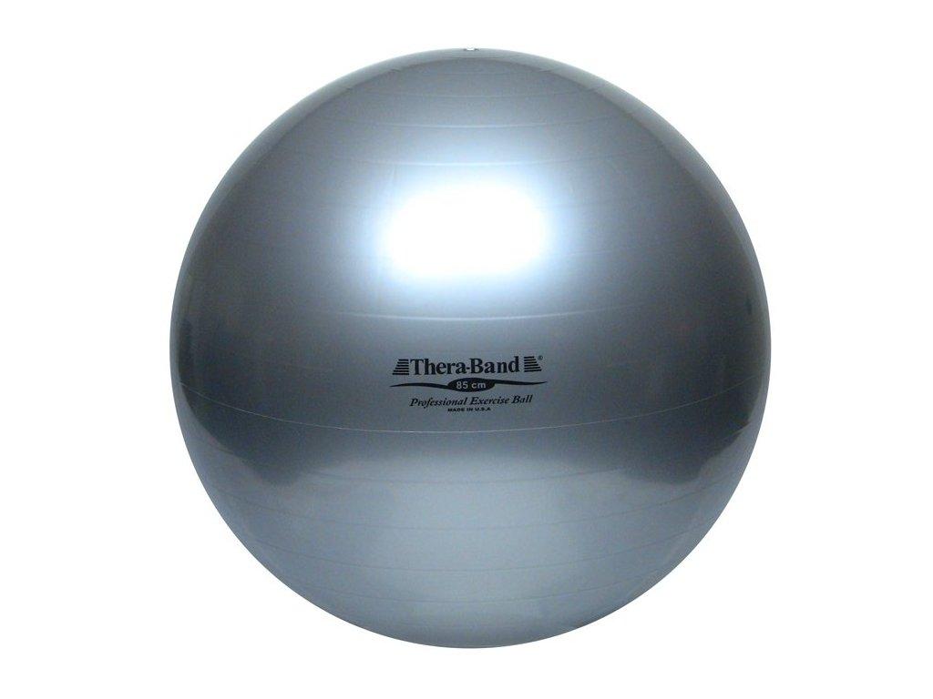 Thera-Band gymnastický míč 85 cm ABS, stříbrný