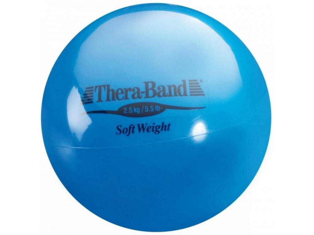 Thera-Band Medicinbal 2,5 kg, modrý