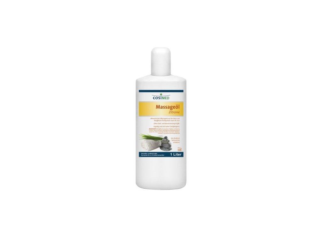 cosiMed masážní olej Citrón - 1000 ml