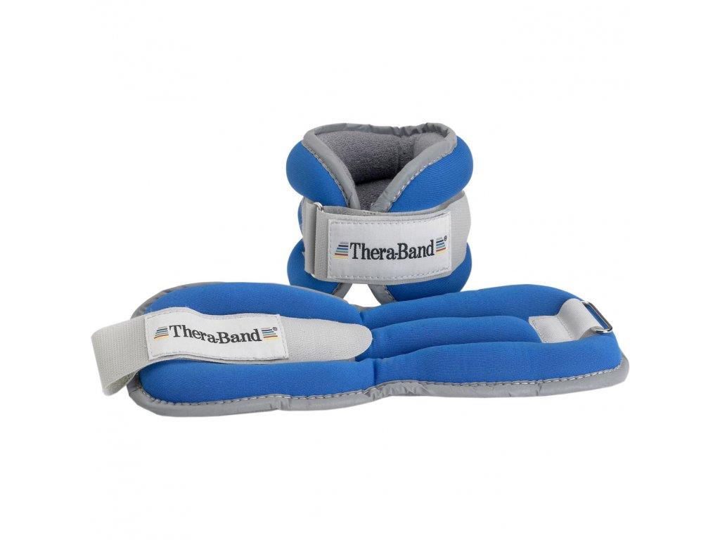 THERA-BAND set tréningových závaží, 1,1 kg, modrý