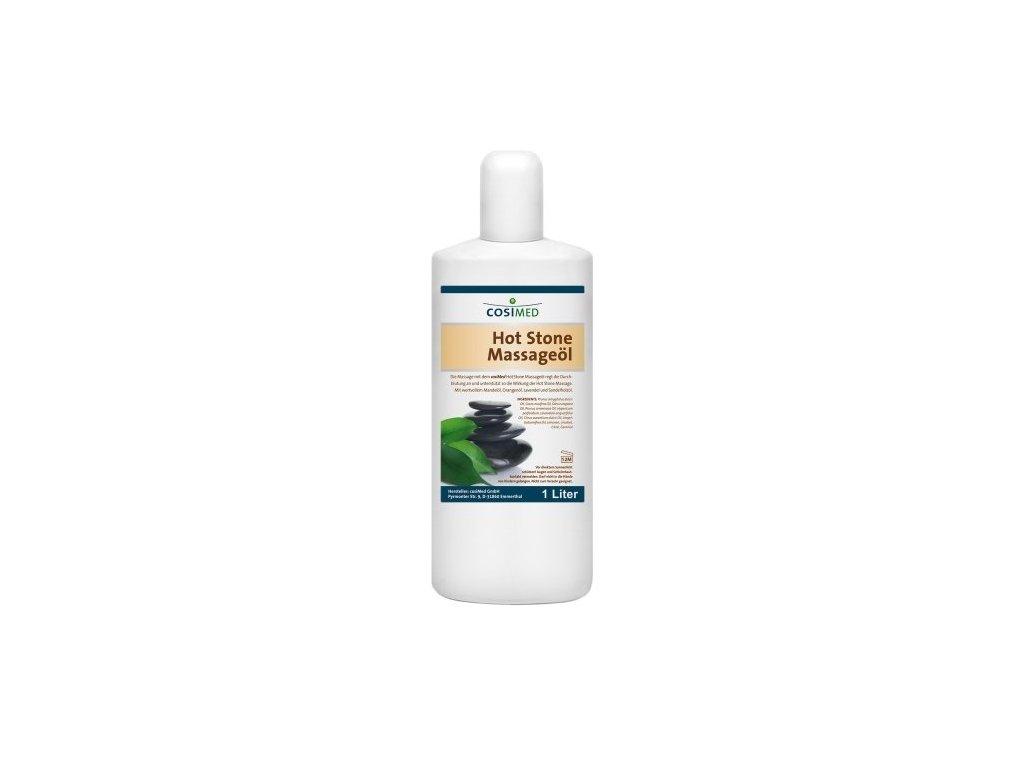 cosiMed masážní olej Hot Stone - 1000 ml