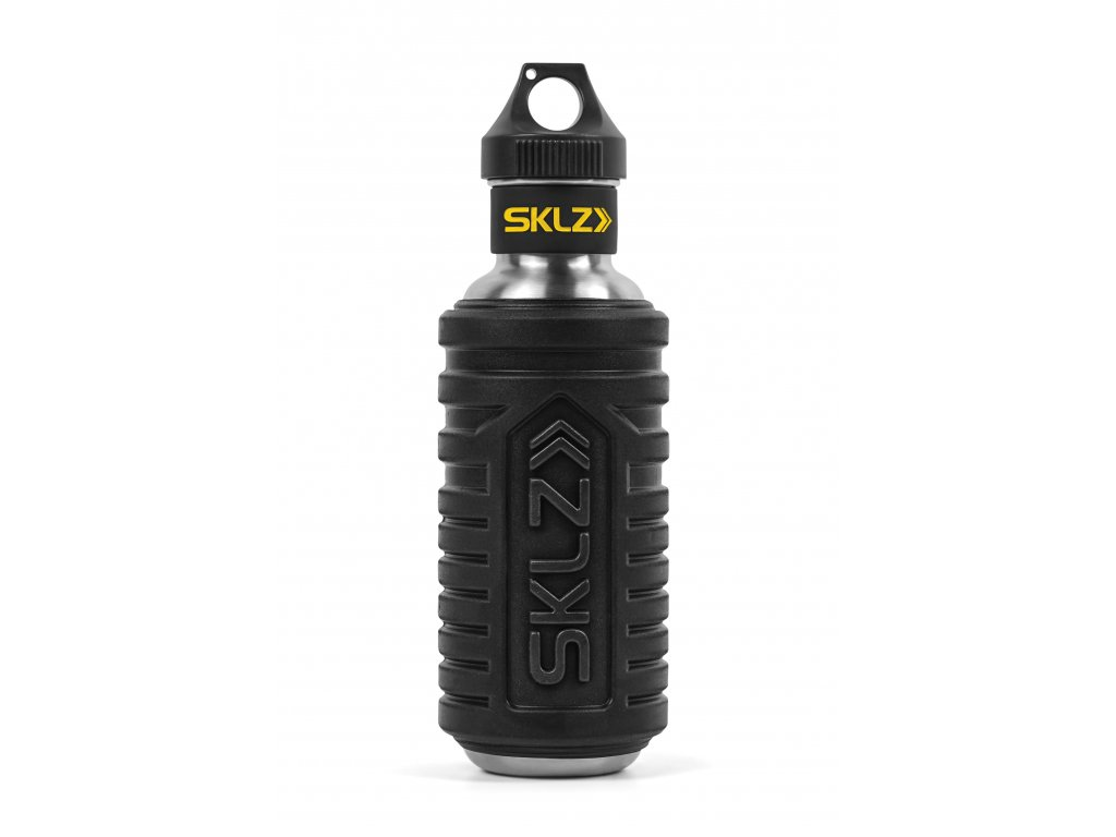 SKLZ Hydro-Roller, fľaša na vodu v masážnom valčeku