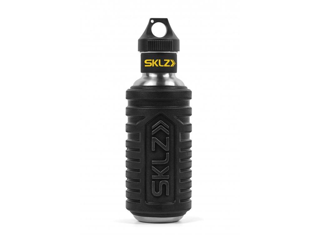 SKLZ Hydro-Roller, láhev na vodu v masážním válečku
