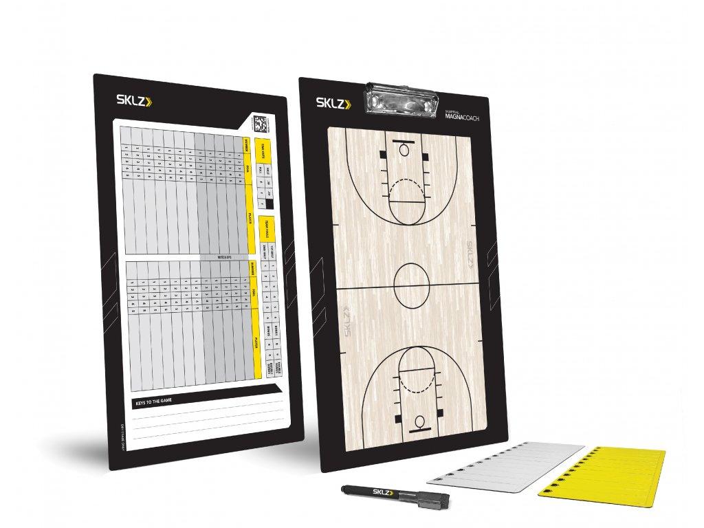 SKLZ MagnaCoach Basketball, trénerská basketbalová tabuľa