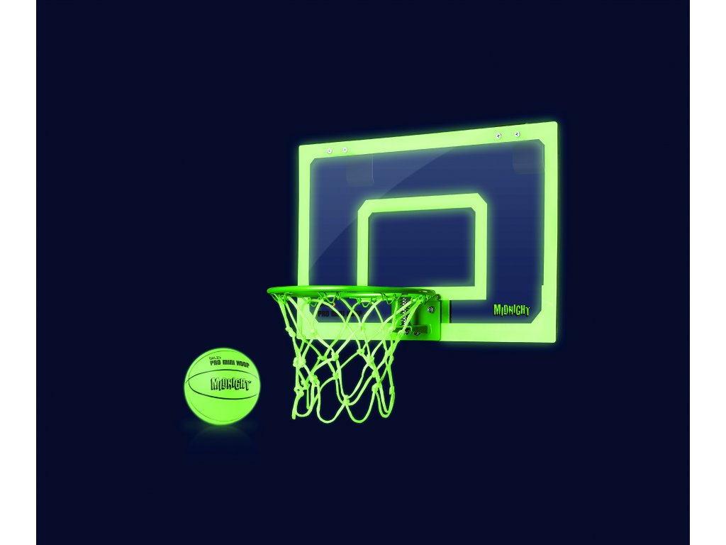 SKLZ Pro Mini Hoop Midnight, mini basketbalový kôš