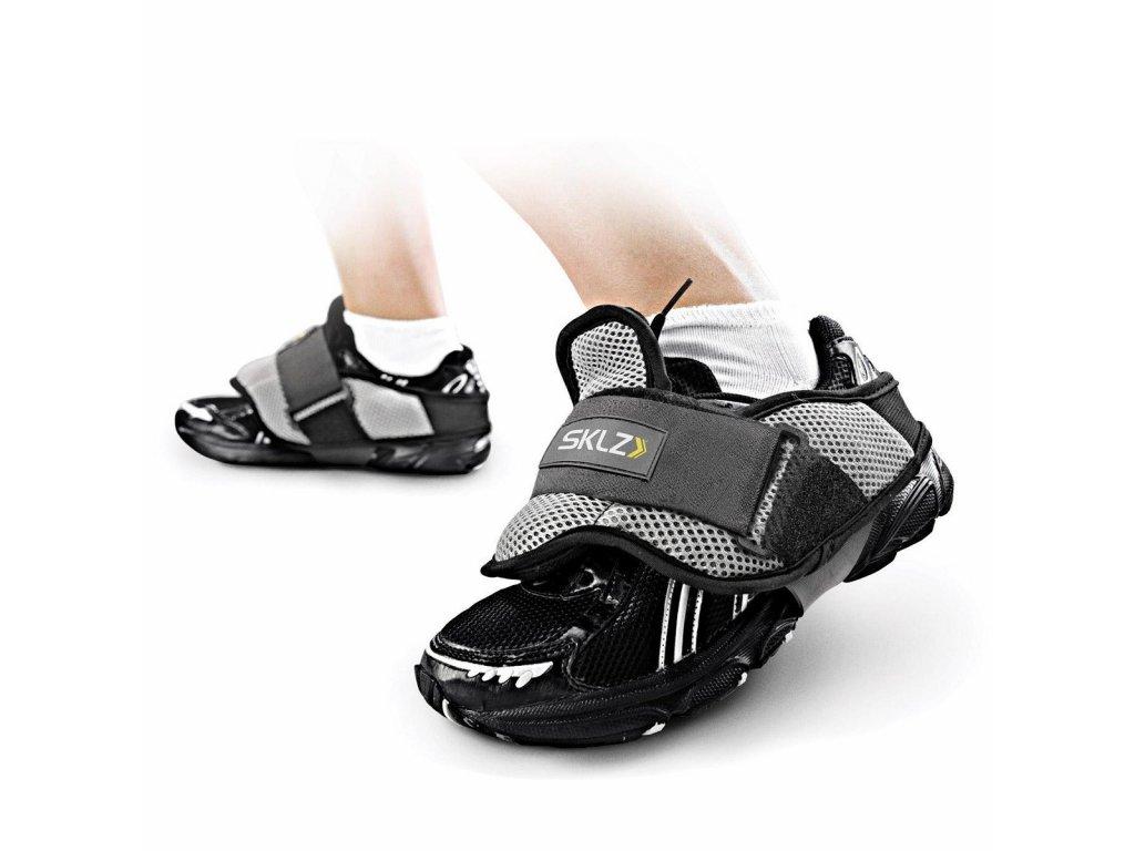 SKLZ Shoe Weights, tréningové závažia na hocakú obuv