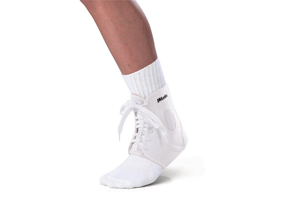 Mueller ATF®2 Ankle Brace, ortéza na kotník, bílá