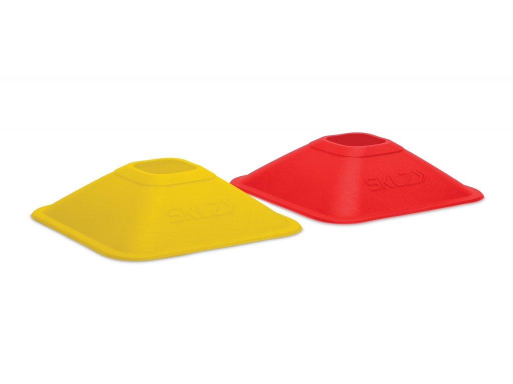 SKLZ Mini Cones, malé kužele set 50 kusov