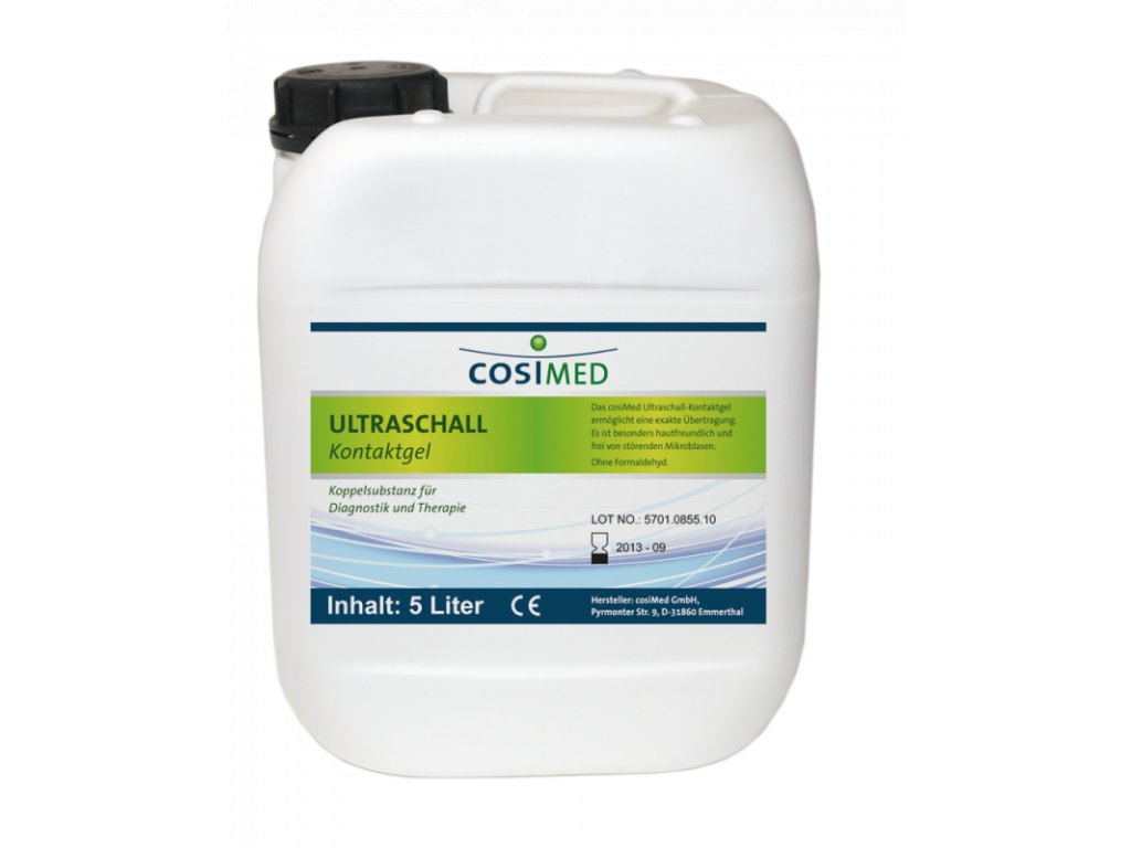 cosiMed ultrazvukový gel - 5000 ml
