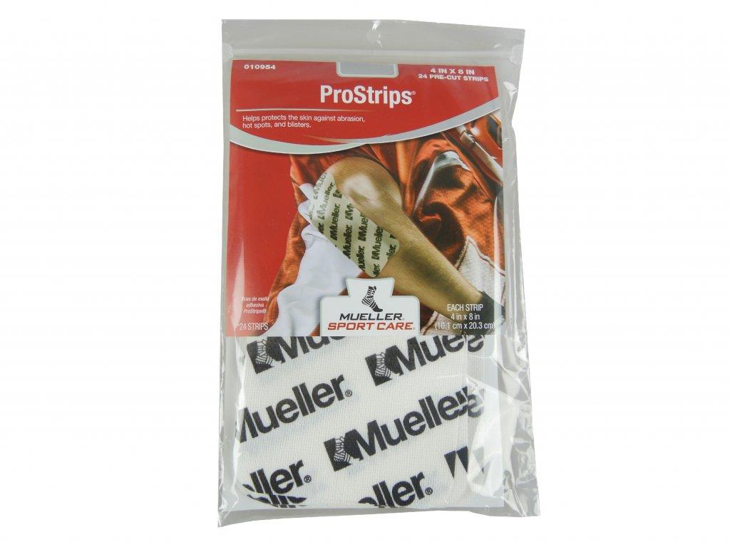 Mueller Pro Strips™ Adhesive Mesh, přilnavá ochranná síťovina 10cm x 20cm