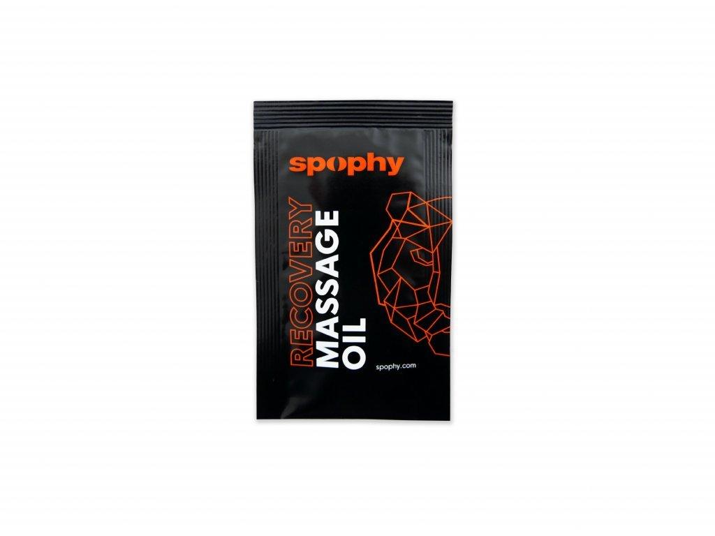 spophy recovery massage oil vzorek 4 ml