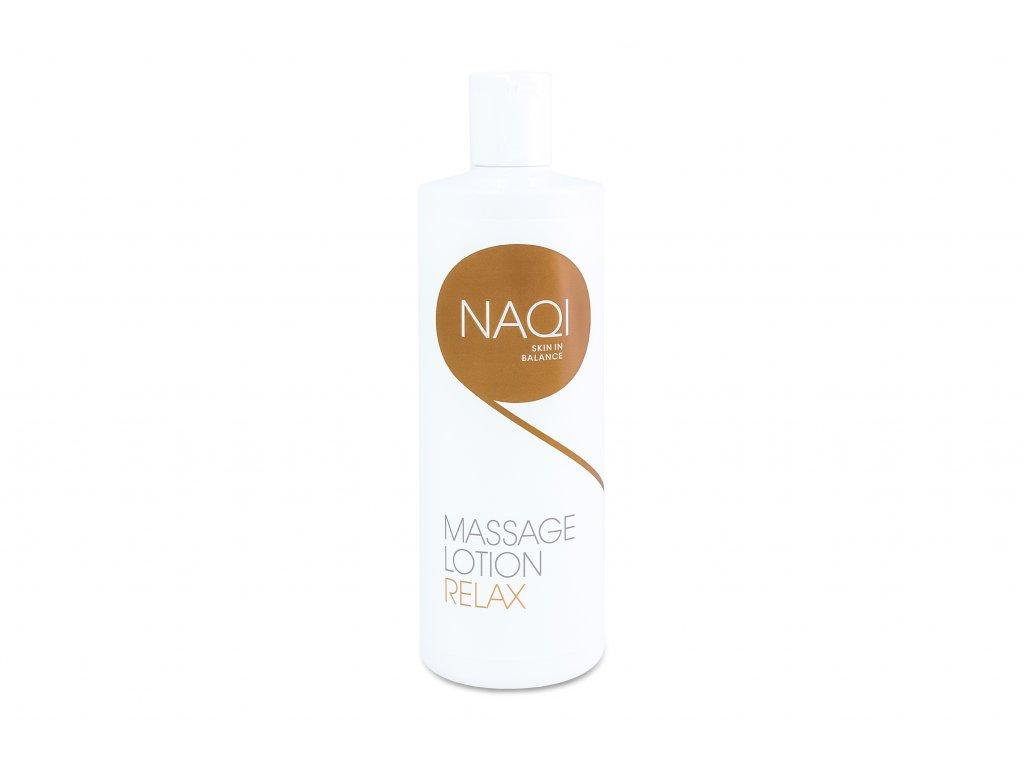 NAQI masážna emulzia Relax