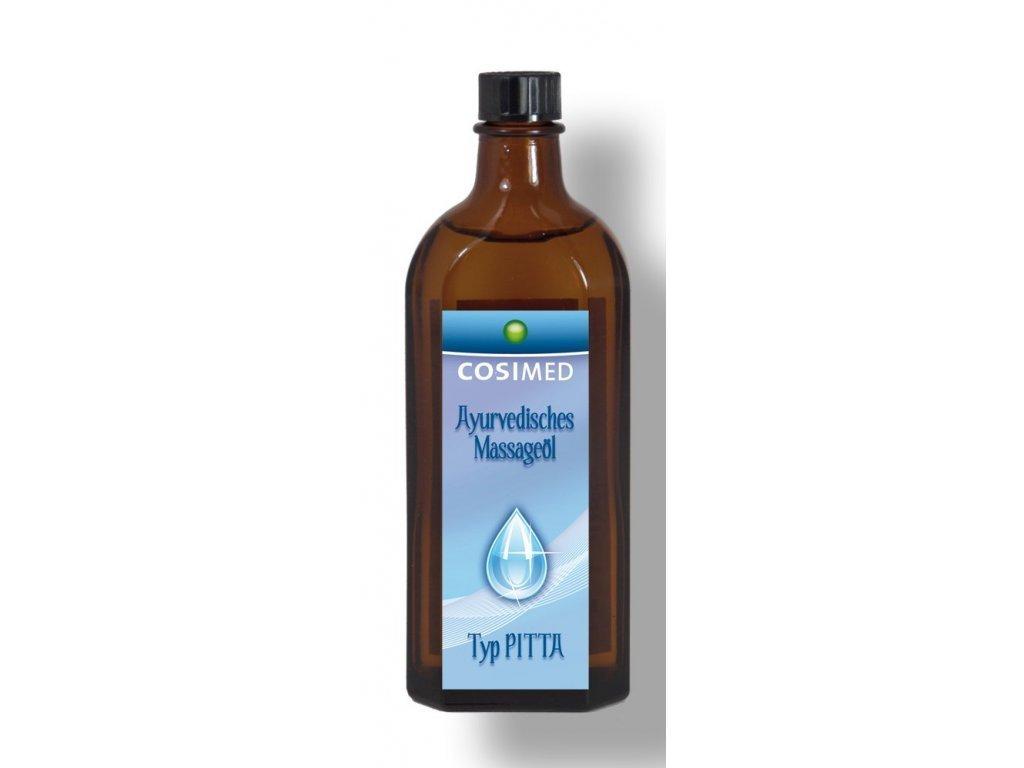 cosiMed masážny olej Ayurveda Pitta - 250 ml
