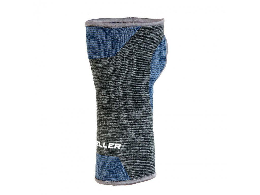 Mueller 4-Way Stretch Premium Knit Wrist Support, bandáž na zápästie