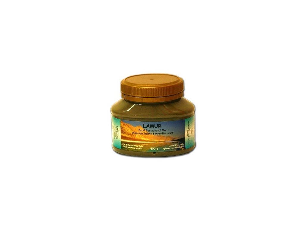 Minerální bahno z Mrtvého moře 400 g