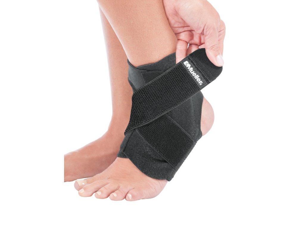 Mueller Adjustable Ankle Stabilizer, podpora kotníku