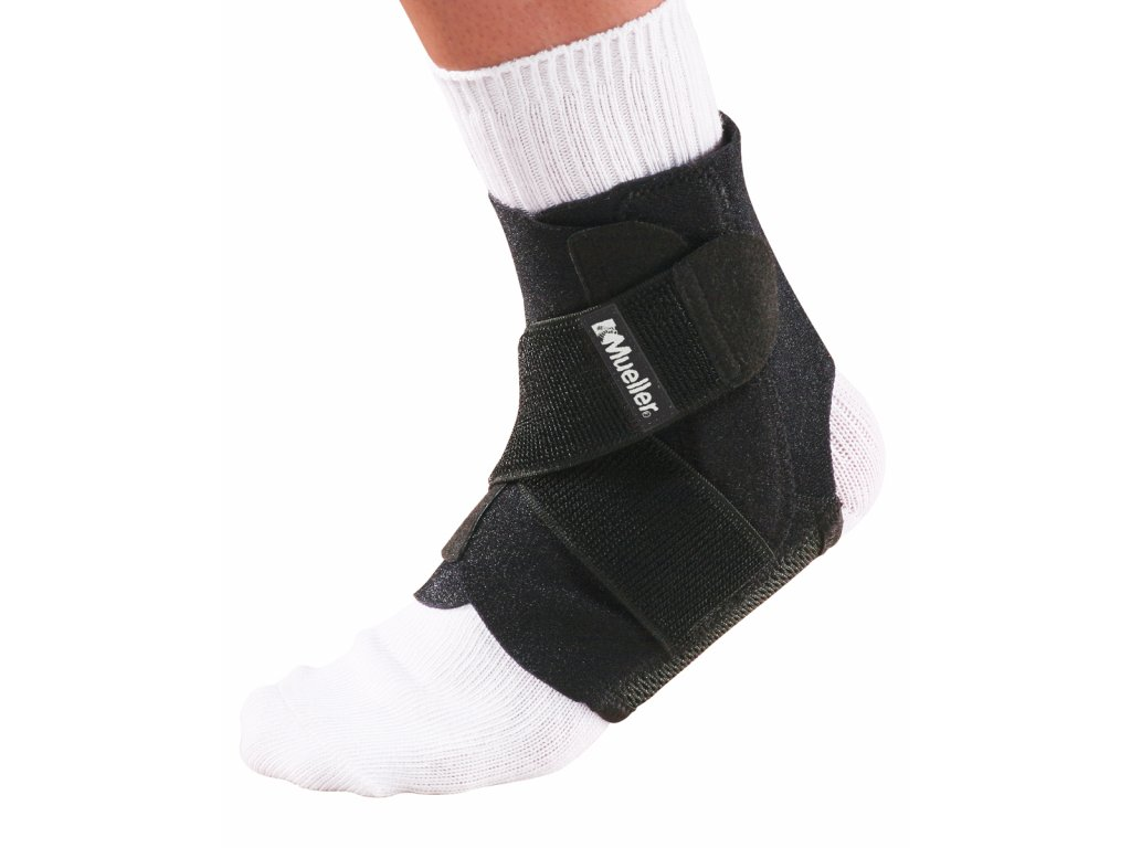 MUELLER Adjustable Ankle Stabilizer, podpora členku, uni