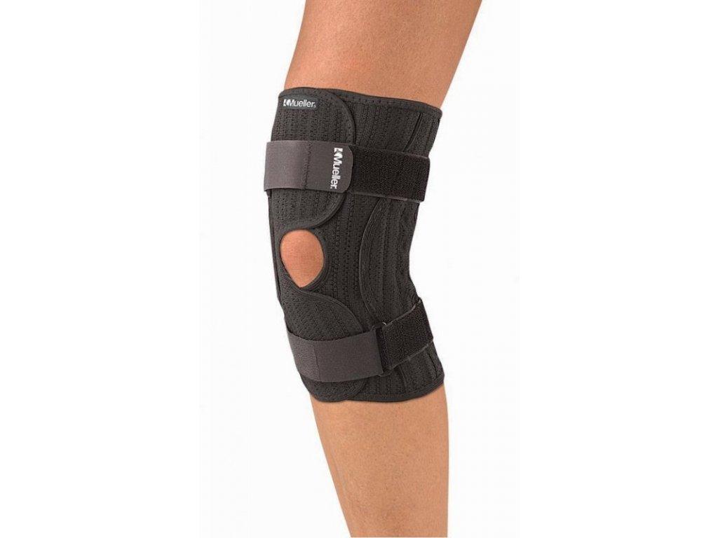 Mueller Knee Brace Elastic, kolenní ortéza (Velikost S/M)
