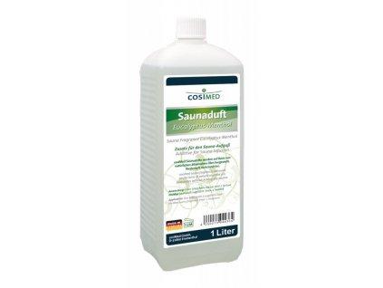 cosiMed esence do sauny Eukalyptus a Mentol - 1000 ml