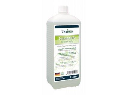 cosiMed esence do sauny Zelené jablko - 1000 ml