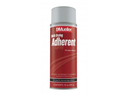 Mueller Quick Drying Adherent Spray (Q.D.A.), aerosolový sprej, velký 295 ml