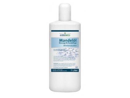 cosiMed masážní a tělový mandlový olej Zimní kouzlo - 1000 ml