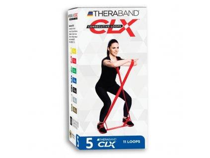 Thera-Band CLX - modrý, extra silný