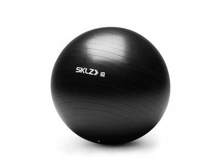SKLZ Stability Ball, gymnastický míč 75 cm, černý