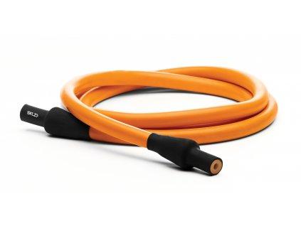 SKLZ Training Cable Light, odporová guma oranžová, slabá 13 kg - 18 kg