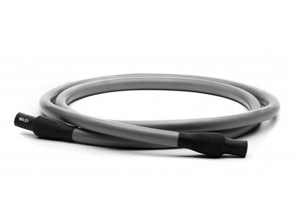 SKLZ Training Cable Heavy, odporová guma šedá, silná 31 kg - 36 kg