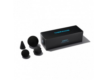 Theragun AmpBit Assorted 4 Pack - For G2PRO, Masážní nástavce pro G2PRO 4Ks v balení
