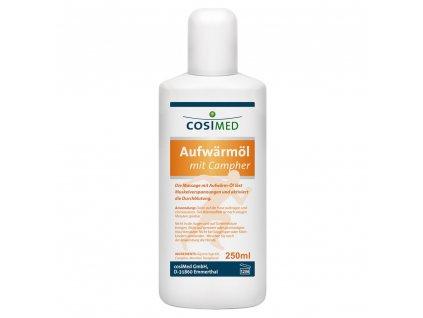 cosiMed sportovní prohřívací olej - 250 ml