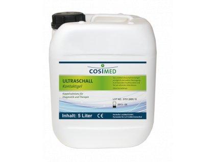 cosiMed ultrazvukový gél - 5000 ml