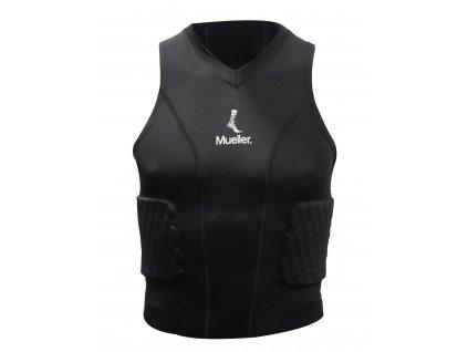Mueller Diamond Pad 3-Pad Shirt, chránič trupu