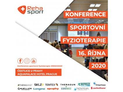 Konference sportovní fyzioterapie 2020