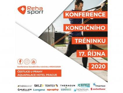 Rehasport Konference kondičního tréninku 2020