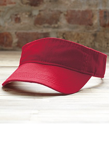 Low-Profile Twill Visor  G_A158