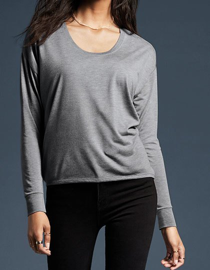 Women`s Freedom Long Sleeve Tee  G_A34PVL