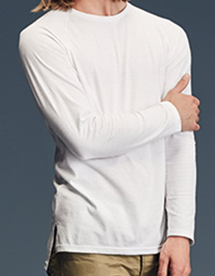 Lightweight Long & Lean Raglan Long Sleeve Tee  G_A5628
