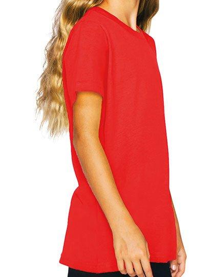 Youth Fine Jersey Short Sleeve T-Shirt  G_AM2201
