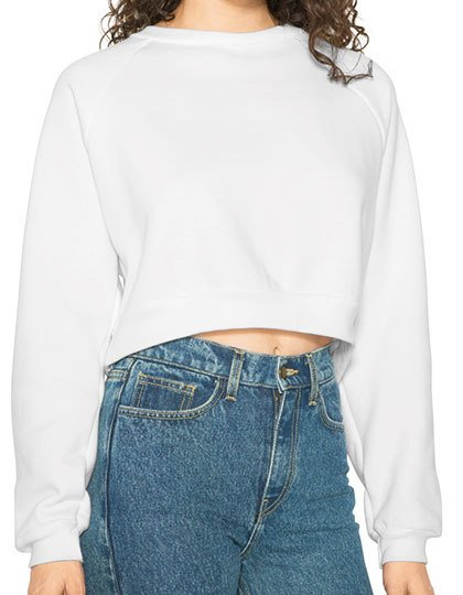 Women`s Flex Fleece Crop Pullover  G_AM3451
