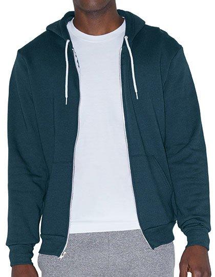 Unisex Flex Fleece Zip Hooded Sweatshirt  G_AM497