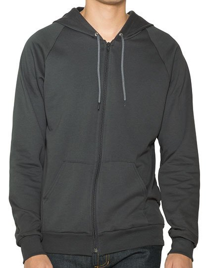 Unisex California Fleece Zip Hooded Sweatshirt  G_AM5497