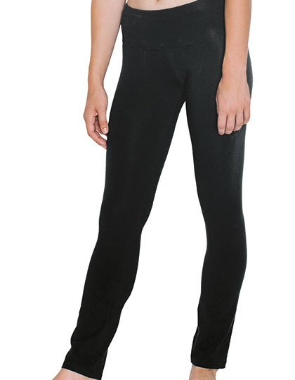 Women`s Jersey Straight Leg Yoga Pants  G_AM8375
