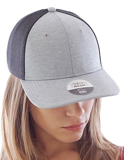 Stretch-Fit - Mid Visor Cap  G_AT639