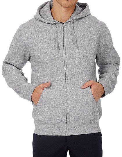 Hooded Full Zip Sweat / Men  G_BCWM647