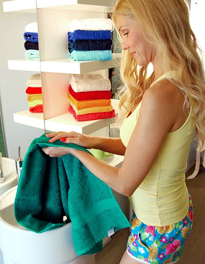 Economy Guest Towel  G_BD110